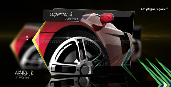 After Effects Project - VideoHive Cars 2776134