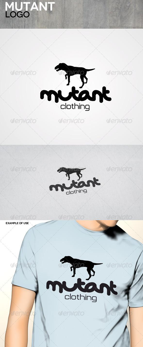 GraphicRiver Mutant Logo 2769035