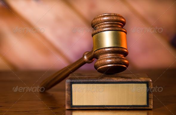 PhotoDune Justice Gavel 301306