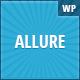 Allure - Creative, Bold & Stylish Wordpress Theme