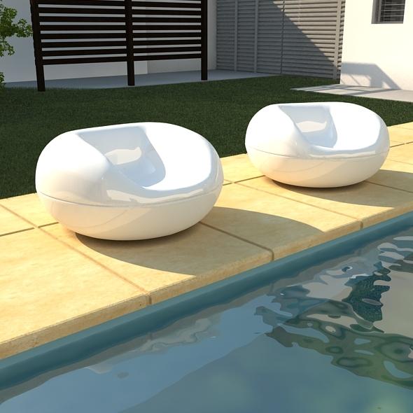 3DOcean Gyro Chair 2778551