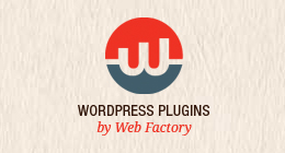 WordPress plugins by WebFactory