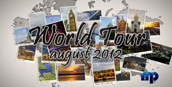 VideoHive World Tour 2779681