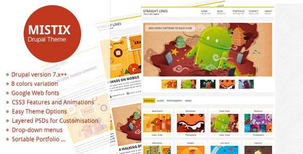 mistix preview%202 - Cooker - HTML5 & CSS3 Drupal Theme