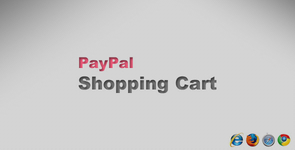 CodeCanyon PayPal Shopping Cart 571858