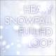 Heavy Snowfall - Full HD Loop