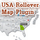 USA Rollover Map Plugin - CodeCanyon Item for Sale
