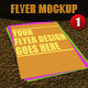 Photorealistic Flyer Mockup Pack 1 - GraphicRiver Item for Sale