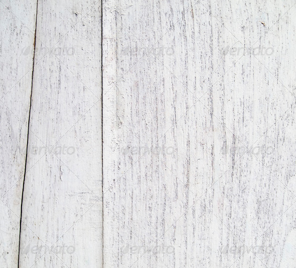 white wood texture - Stock Photo - Images
