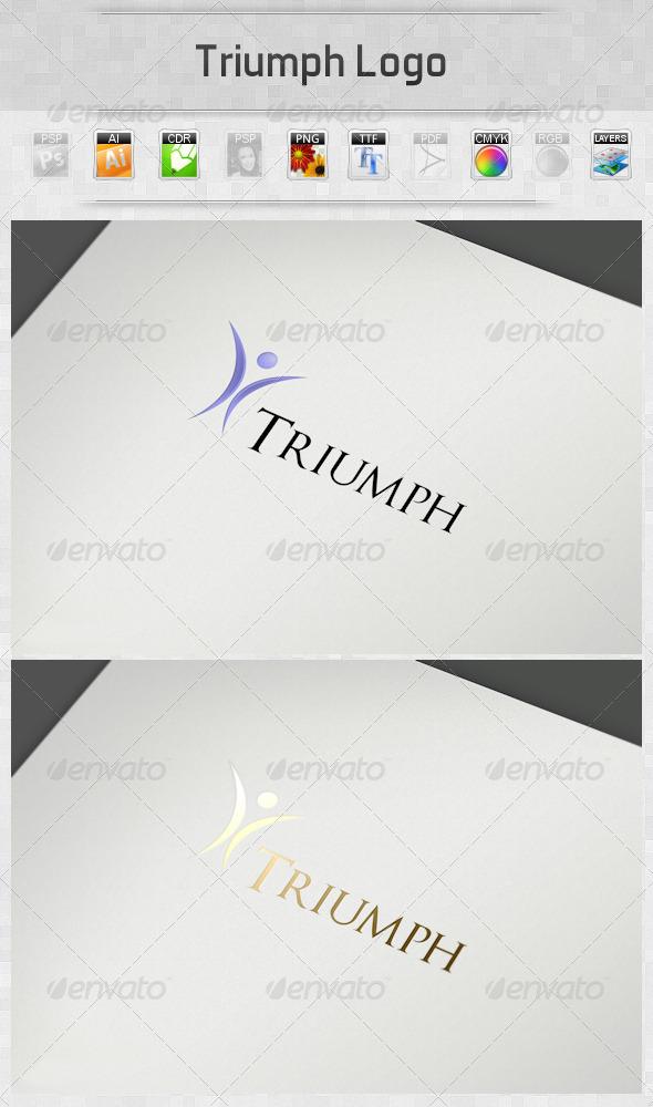 GraphicRiver Triumph Logo 2687886
