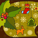 Christmas Toy Background - GraphicRiver Item for Sale