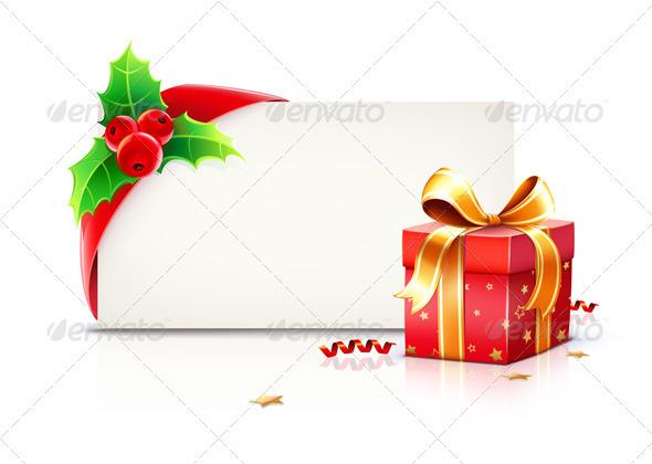 Christmas decorative frame - Christmas Seasons/Holidays