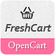 FreshCart - Responsive Fashion OpenCart Template