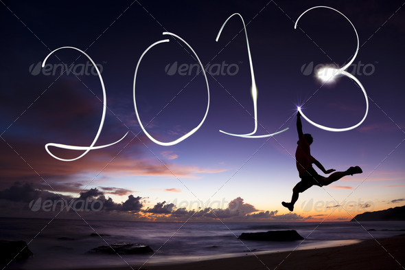 happy new year 2013 - Stock Photo - Images