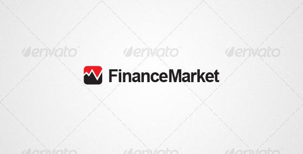 GraphicRiver Accounting & Finance Logo 0216 2784769