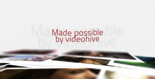 VideoHive Sweet Memories 2786186