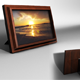 Wooden Picture Frame - 3DOcean Item for Sale