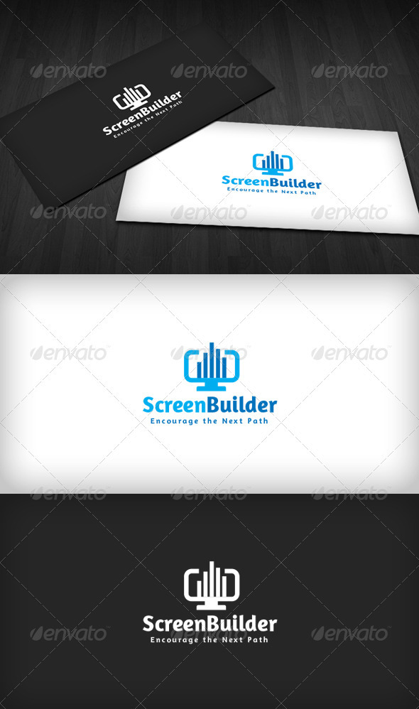 Screen Builder Logo