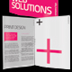 Clean Tri Fold Brochure - GraphicRiver Item for Sale
