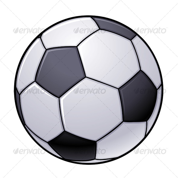 GraphicRiver Soccer Ball 100558
