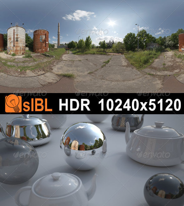 3DOcean HDR 044 Silos 2790830