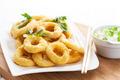 Fried calamari rings - PhotoDune Item for Sale