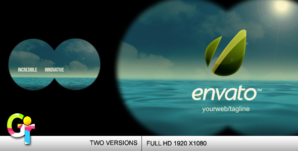 After Effects Project - VideoHive The Binocular View 2782241