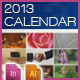 2013 Calendar - GraphicRiver Item for Sale