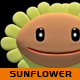 Sunflower (rigged)