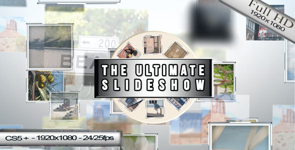 VideoHive The Ultimate Slideshow 2728762