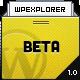 Beta - Clean Corporate WordPress Theme