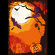 Abstract Halloween Poster