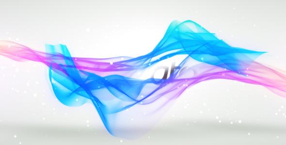 Flowing Stylish Logo Reveal II