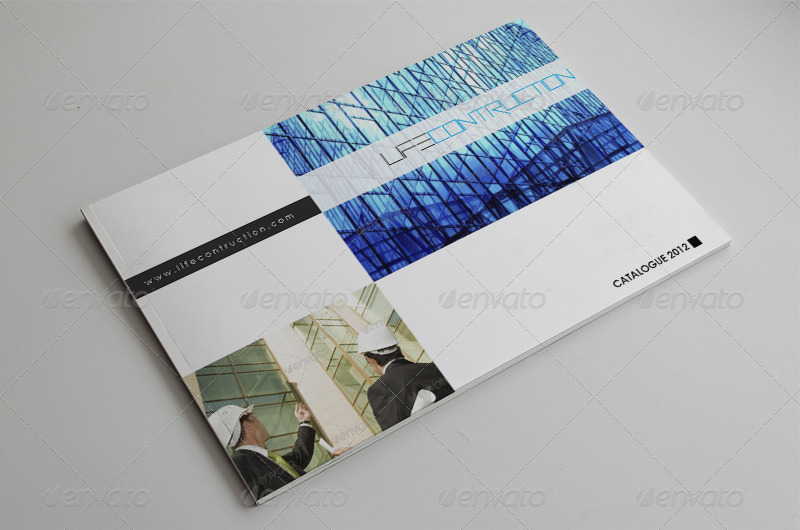 Life contruction brochure/catalogue