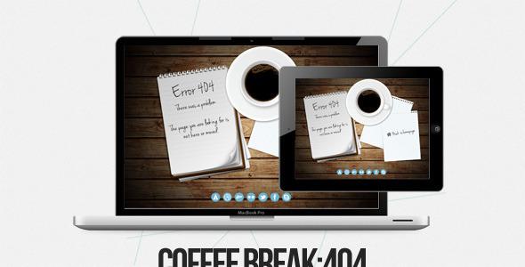 ThemeForest Coffee Break 2638973