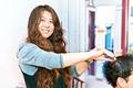 Hair Stylist Working - PhotoDune Item for Sale