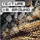 6 Ground Textures - GraphicRiver Item for Sale