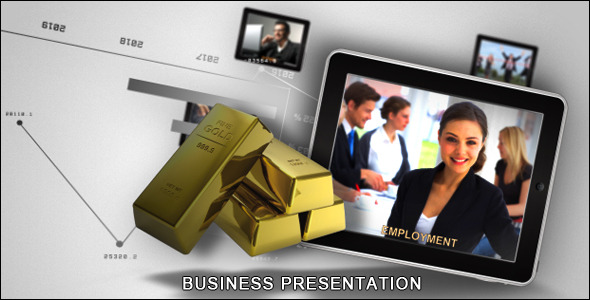 After Effects Project - VideoHive Corporate Presentation 2790834