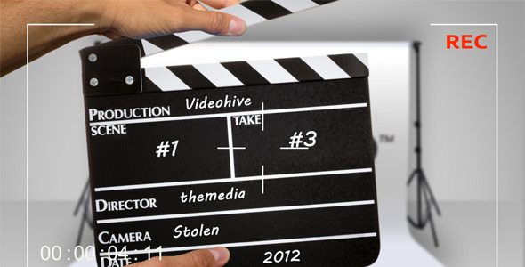VideoHive Movie Director Logo Opener 2795422