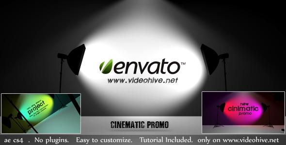 VideoHive Cinematic Promo 2785577