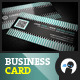 Cool Abstract - Business Card - GraphicRiver Item for Sale