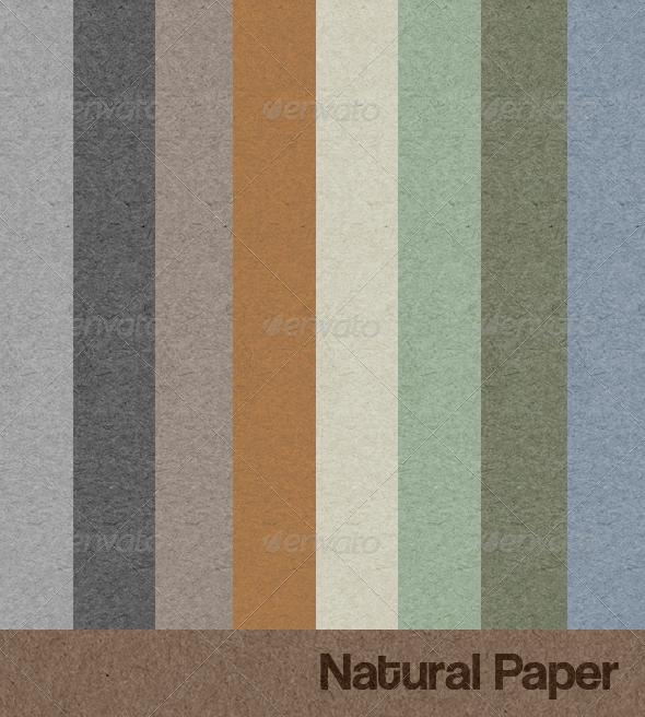 GraphicRiver Natural Paper 2796033
