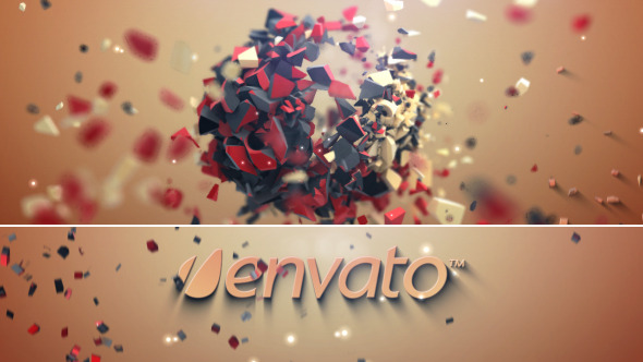 VideoHive 3D Shatter Reveal 2790420