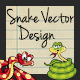 Snake Vector Design - GraphicRiver Item for Sale