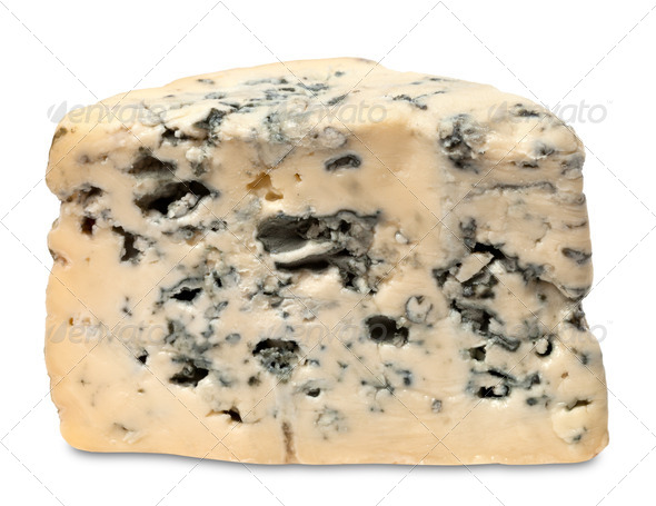 Blue cheese - Stock Photo - Images