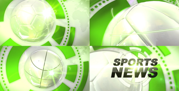 After Effects Project - VideoHive Sports News Ident Pack 2797583