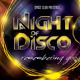 A night of Disco Flyer - GraphicRiver Item for Sale