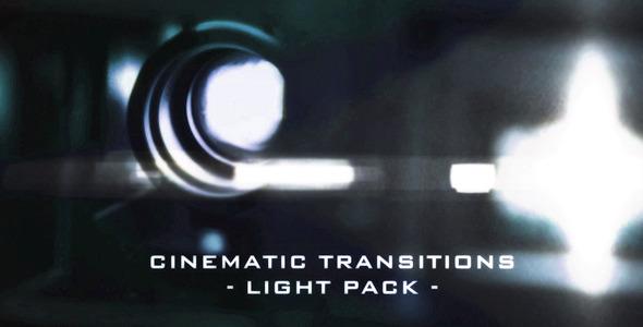 Cinematic Light Transitions V2 - 10 pack - 2