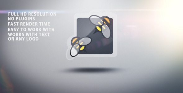 After Effects Project - VideoHive Wiggly rotation logo opener 2798674