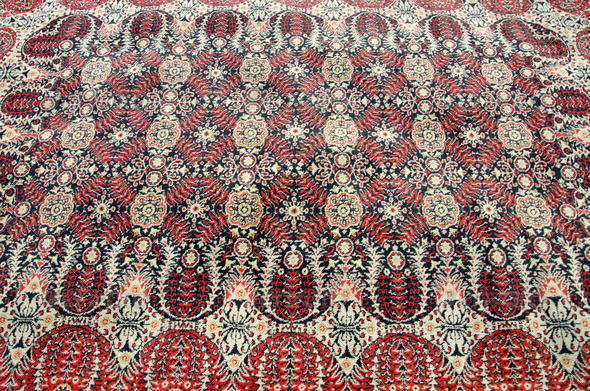 vintage carpet ornamental background - Stock Photo - Images